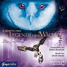 Die Entführung (Die Legende der Wächter 1) Hörbuch von Kathryn Lasky Gesprochen von: Stefan Kaminski