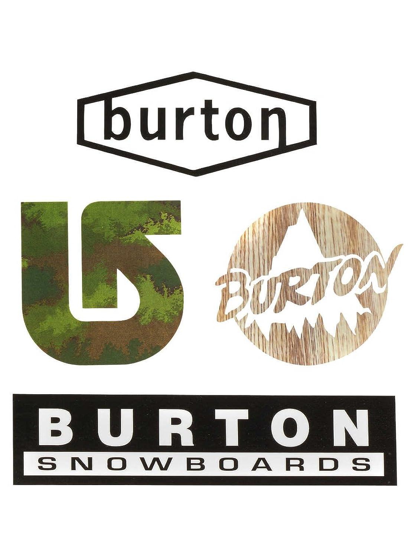 緯度沈黙ホームレスBURTON バートン ステッカー スノーボード