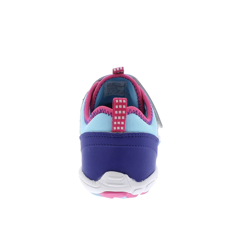 TSUKIHOSHI Kids Girls Wave Little Kid//Big Kid Lilac//Sky Quick-Dry Sneaker