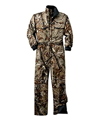 ac716aae42aeb Amazon.com: Walls Mens Rip stop Insulated Coveralls Realtree All ...