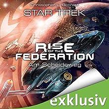 Am Scheideweg (Star Trek - Rise of the Federation 1) Hörbuch von Christopher L. Bennett Gesprochen von: Heiko Grauel