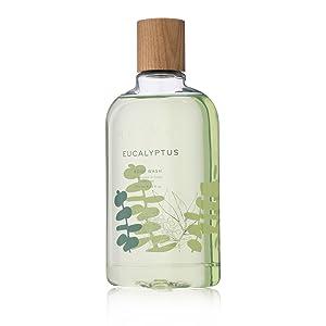 Thymes - Eucalyptus Body Wash - Luxury Shower Gel for Men & Women - 9.25 oz