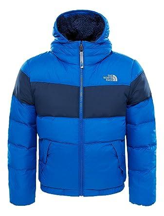 68d972511 THE NORTH FACE B Reversible Moondoggy Jacket - Boys' Jacket, Blue ...