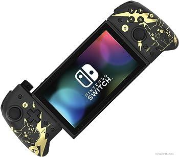 Hori Nintendo Switch Split Pad Pro (Pokemon: Black & Gold Pikachu)