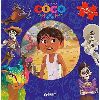 Coco Libro Puzzle Ediz A Colori