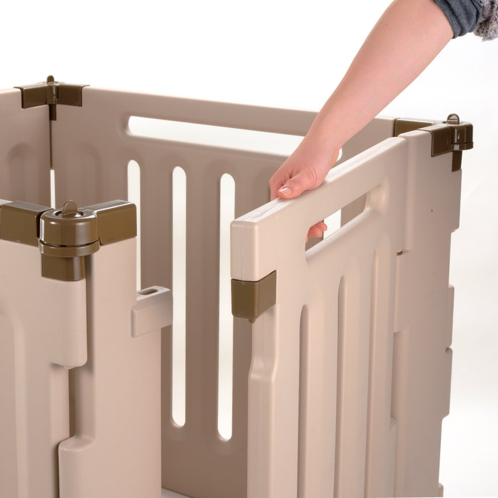 richell playpen gate