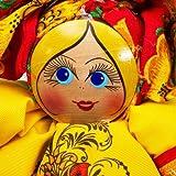 "Tea Cozy Doll ""Khokhloma"