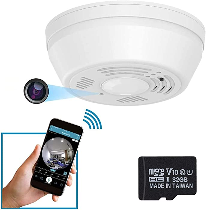 Top 10 Surveillance Cameras For Home Smoking Fire