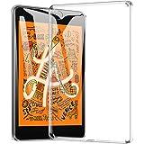 SHINEZONE iPad mini 5 2019 ケース iPad mini5 ソフトカバー 透明 TPU 耐衝撃 落下防止 防指紋 全面保護カバー(iPad mini 5ケース クリア)