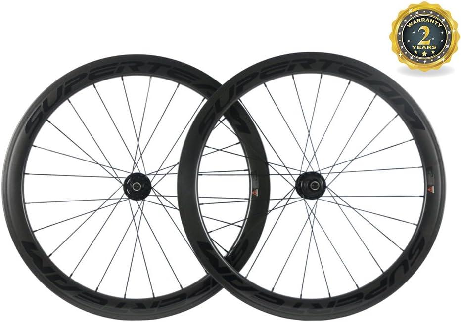 Superteam - Rueda de Freno de Disco para Bicicleta de Carretera ...