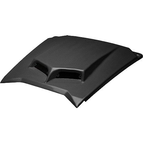 Maier Mfg Custom Hood Scoop Carbon Fiber Black 19469-30