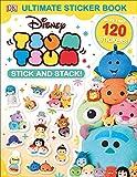 Ultimate Sticker Book: Disney Tsum Tsum Stick and Stack! (Ultimate Sticker Books)