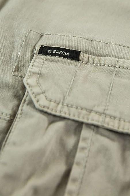 Garcia Jungen Cargo Shorts mit Schlupfbund
