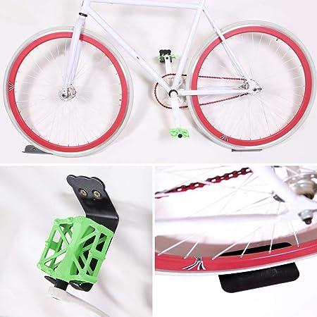 Explea Juego de Colgador montado en la Pared para Bicicleta de ...