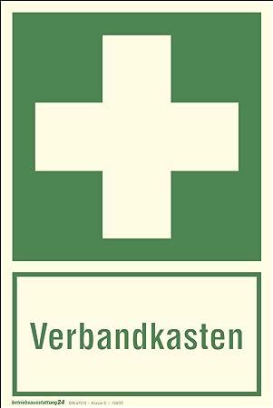 operativos ausstattung24 1000042 Cartel de primeros auxilios ...