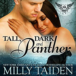 Tall, Dark and Panther (Paranormal Dating Agency, Book 5) Hörbuch