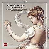 Krommer: Symphonies 1-3