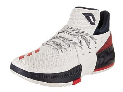 adidas Men s D Lillard 3 Basketball Shoe  Amazon.co.uk  Shoes   Bags 601307e32