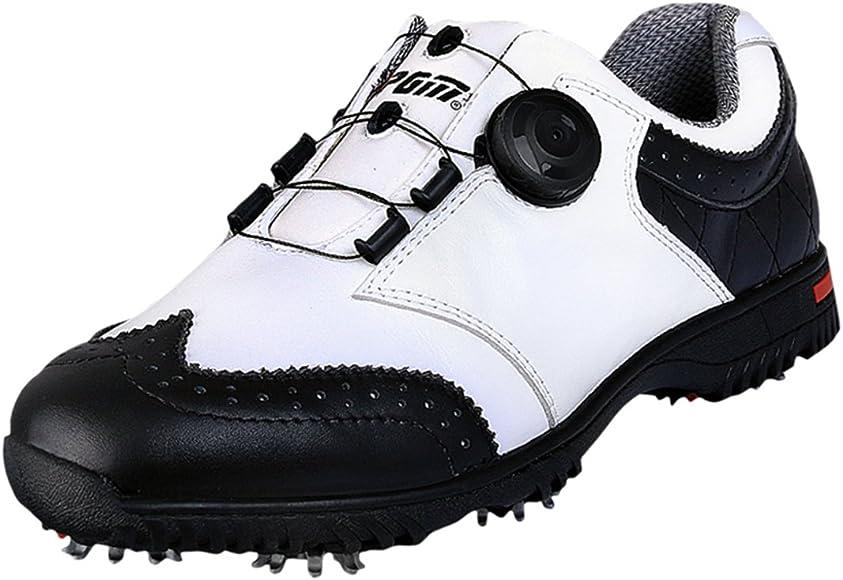 PGM Genuine Leather Waterproof Golf