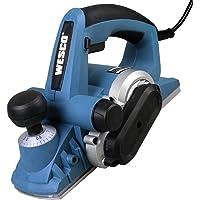 Plaina Elétrica 3mm 900W Profissional WS5343 Wesco - 110V