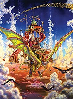 product image for Ceaco Dragons Tempest Puzzle (1000 Pieces)