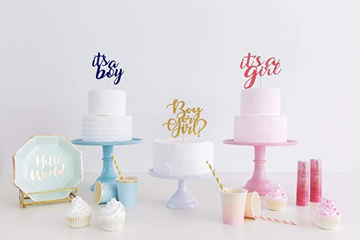 Create You Own Wording Cake Topper Birthday Decoration Wedding Party Personalise And Your