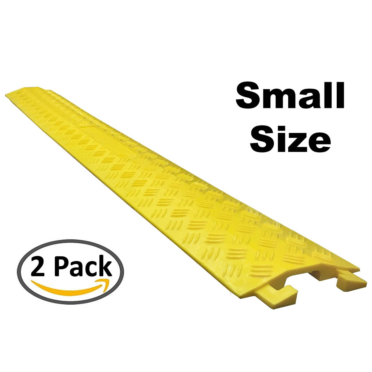 Drop Trak Cable /& Hose Protector Black Small