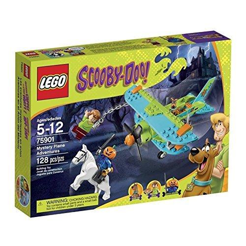 Lego Scooby Doo 75901 Mystery Plane Adventure  Parallel Import Goods