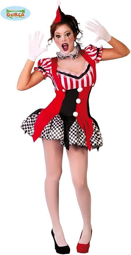Disfraz de Joker chica sexy (Talla 38-40): Amazon.es: Salud y ...