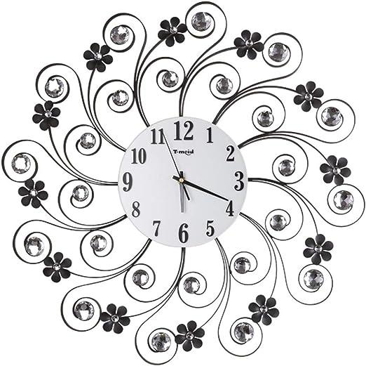 Amazon.de: Tischuhren Uhren Wanduhren stille Wanduhren ...