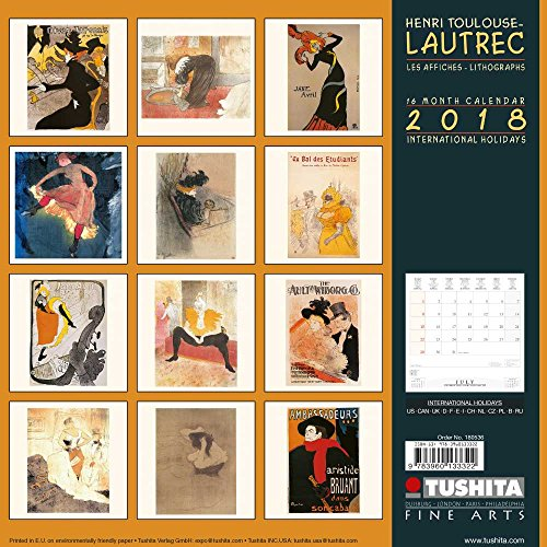 Lithograph Calendar - 5