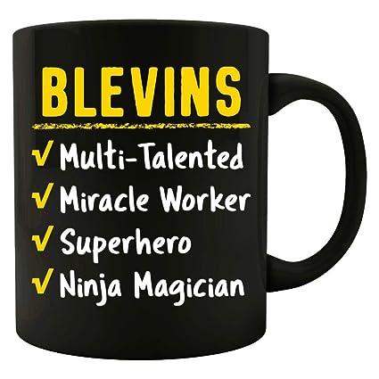 Amazon.com: BLEVINS Talented Superhero Ninja Miracle Worker ...