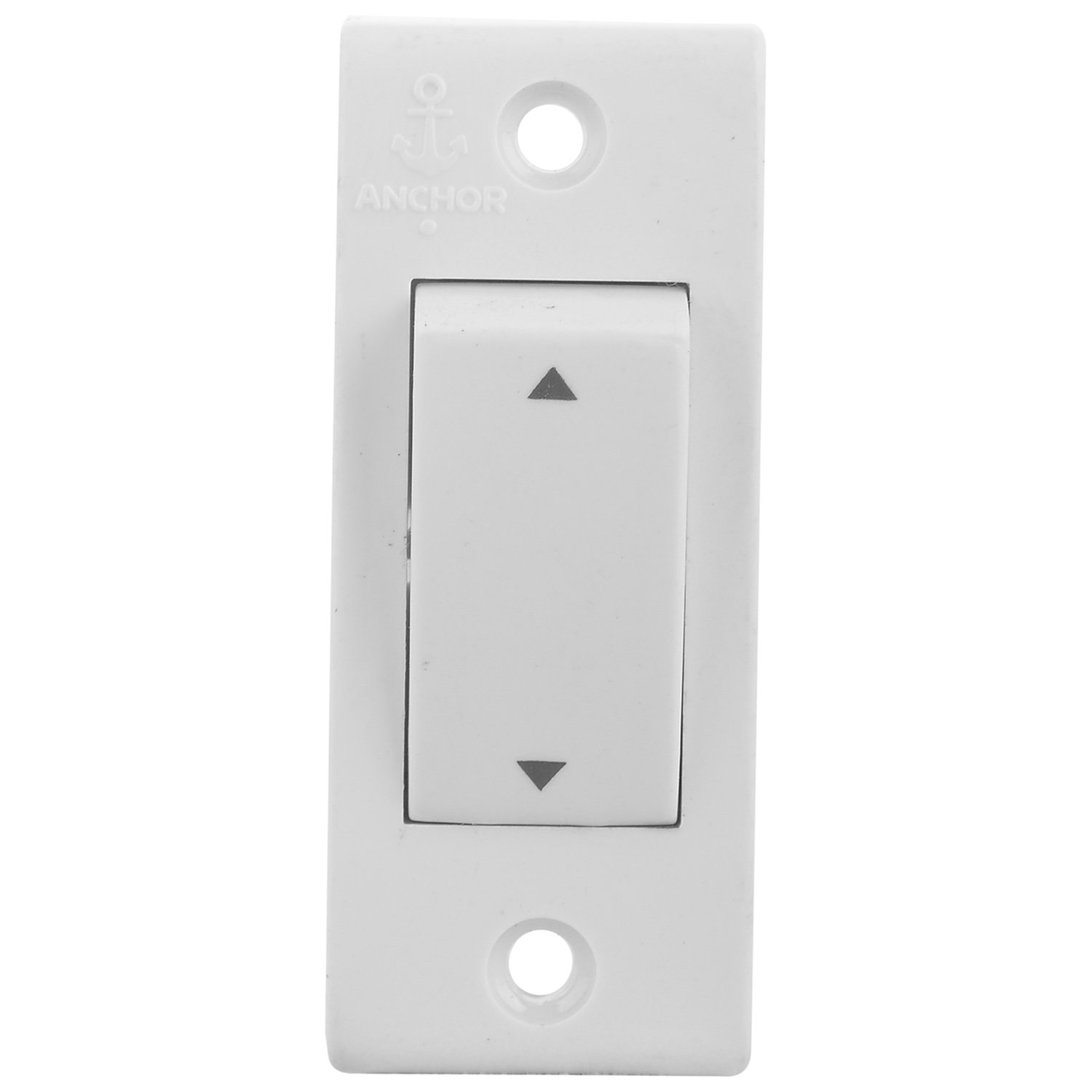 Anchor 14122 Penta Cherry WH 2 -Way Switch, 6 Amp, White: Amazon.in ...