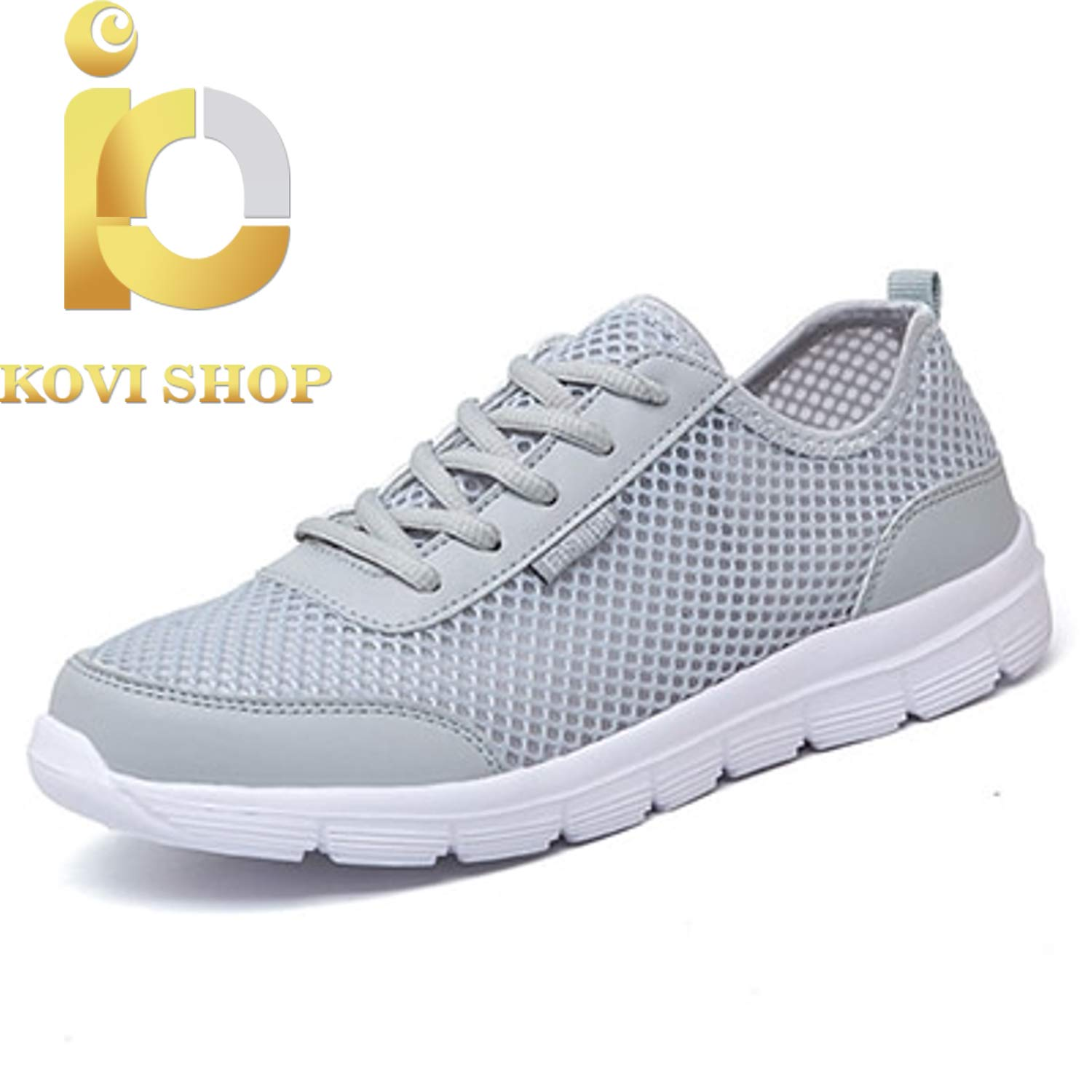 KoviShop Sneakers Breathable Fashion Mesh Casual Shoes Couple Lover