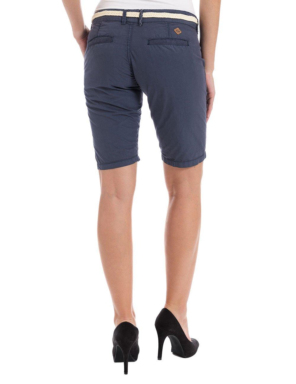 Womens Alannatz Short Chino Shorts Incl. Belt Shorts Timezone MLL9KDsOt
