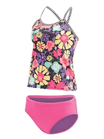 ced01d4c6e Amazon.com: Dolfin Uglies Girl's Tankini: Clothing