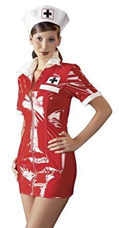 a97b997a391 Black Level PVC Nurse dress: Amazon.co.uk: Health & Personal Care