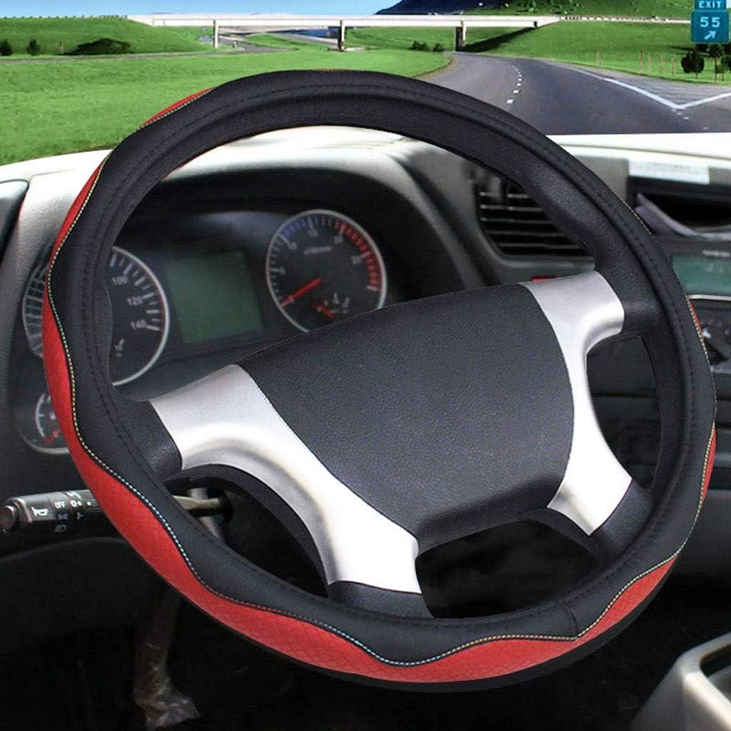 YXLcars Couvre Volant Protecteur De Volant De Voiture Universel,Diam/ètre 36cm,38cm,40cm,42-45cm and 47-50cm. Size : 45cm