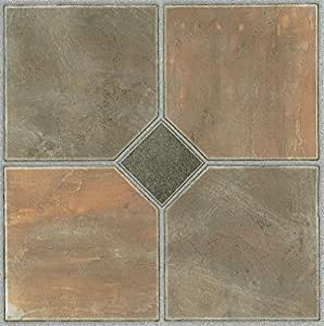 Park Avenue Collection Tivoli Rustic Slate 12