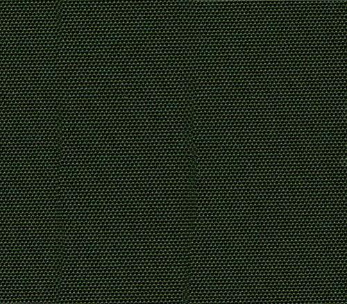 Waterproof Fabric Canvas Solid HUNTER GREEN Indoor Outdoor / 60