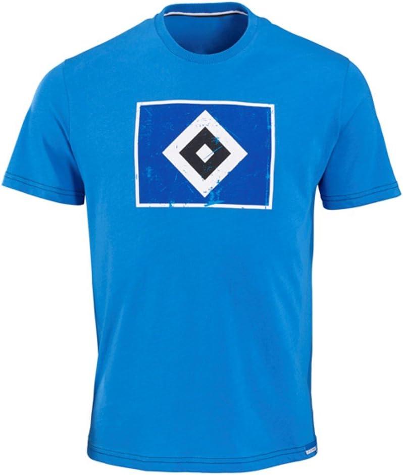 Hamburger SV HSV Shirt//T-Shirt ** Wenn ich von der Autobahn **