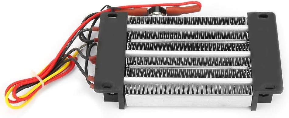 Aluminum 110V 100W Electric Ceramic Thermostatic Insulation Element Heater PT