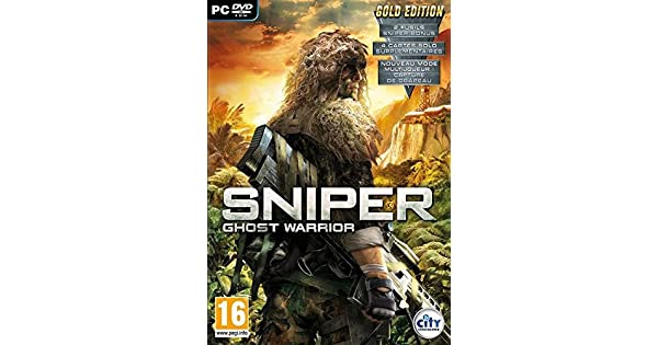 Amazon.com: Sniper Ghost Warrior Gold Edition Game PC ...