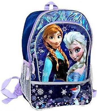 e063dba5d699 Disney Frozen Elsa Anna Backpack