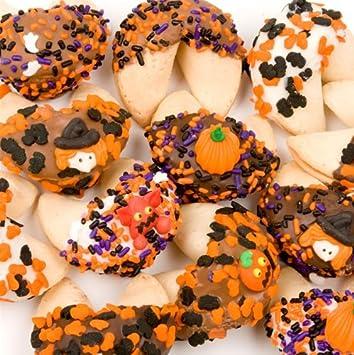 halloween fortune cookies set of 12