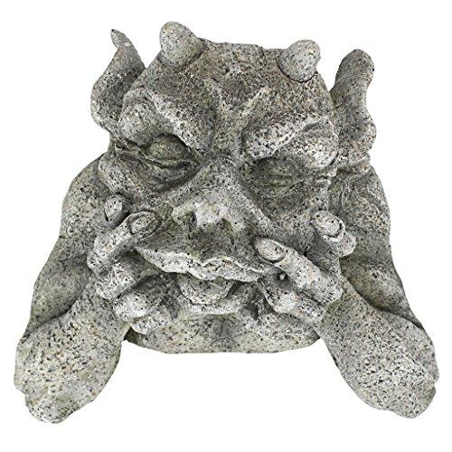 Design Toscano Gnash the Grotesque Gargoyle Plaque