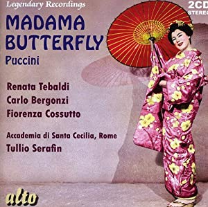 Puccini: Madama Butterfly (Complete Opera)