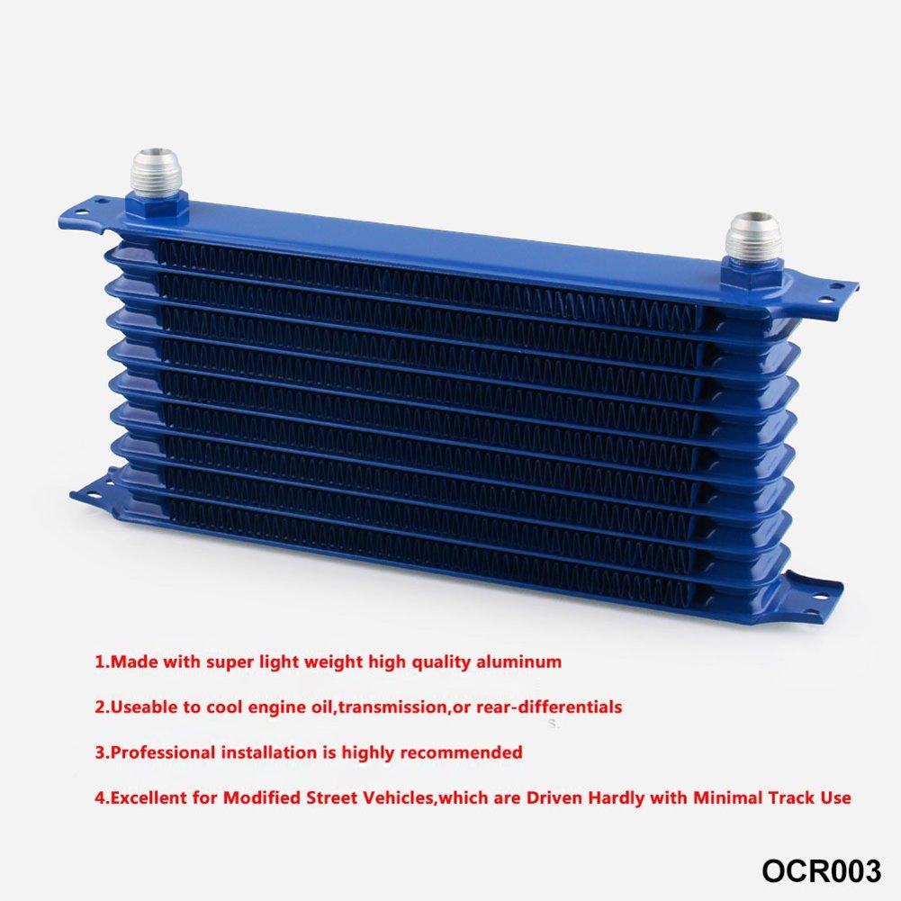 Zantec® - Kit de refrigerador de aceite de transmisión ...