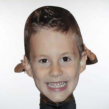 Build A Head >> 3 Foot Build A Head Big Logo Big Heads Cardboard Face Cutout