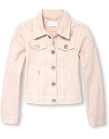 4b2aedda6 The Children's Place Girls' Denim Jacket